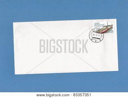 Czech Stamp