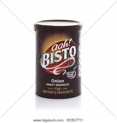 Bisto Onion Gravy Granules