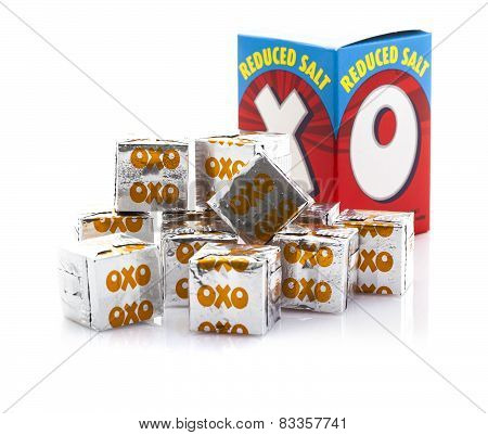 Chicken Oxo