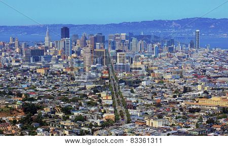 Picture of Downtown San Francisco