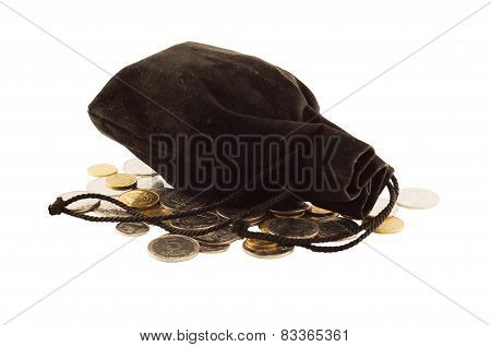 Old Black Bag Money