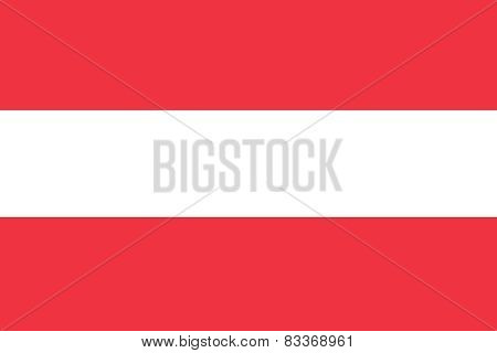 Austrian Official Flag
