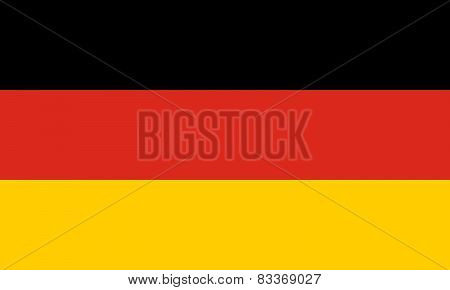 German Official Flag