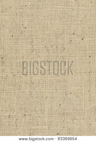 Burlap Background Fabric
