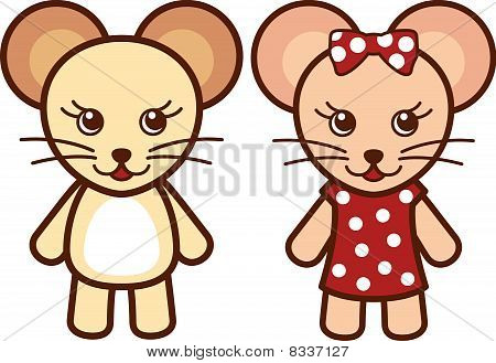 Cartoon Baby Animals 4