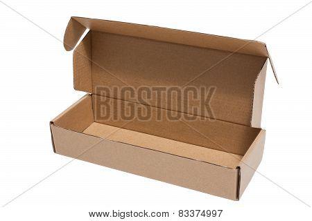 Open Box using path