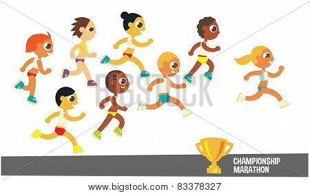 champion runners