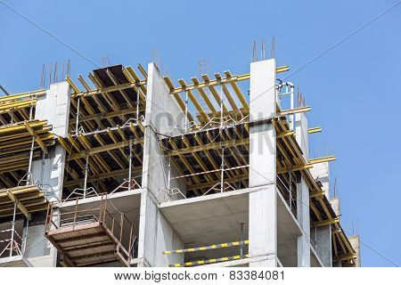 Concrete Building Construction