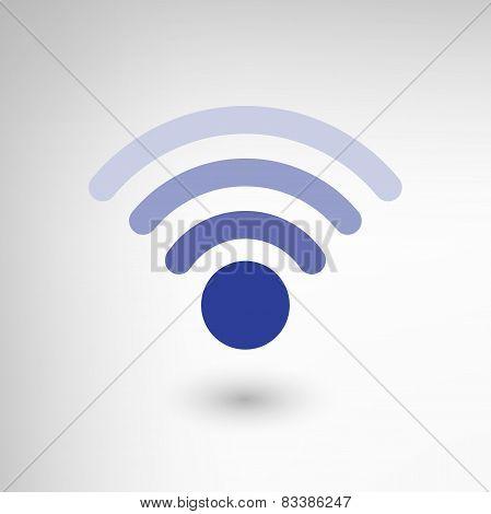 Creative Wireless Symbol