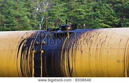 Environmental Damage From Oil During Transportation