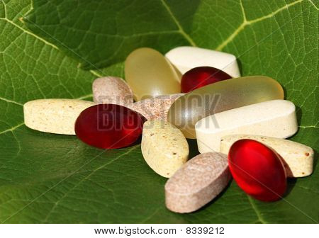 Natural And Healthy Dietary Supplement