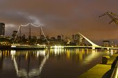 stock photo of calatrava  - Buenos Aires Argentina - JPG