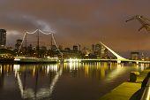 stock photo of calatrava  - Buenos Aires Argentina - JPG