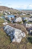 image of lowlands  - Lowland point near coverack in cornwall england uk stunning coastline great for walkers - JPG