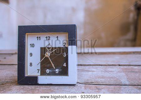 Old Clock