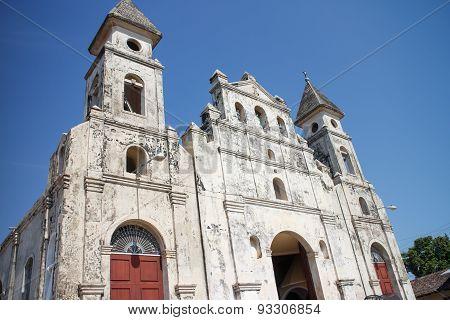 Iglesia De Guadalupe, Granada Nicaragua