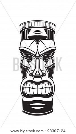 Hawiian Totem Tiki