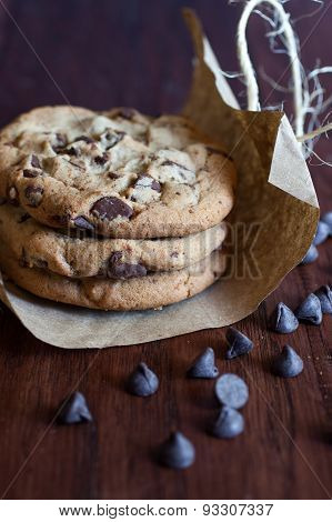 Chocolate Chunk Cookies