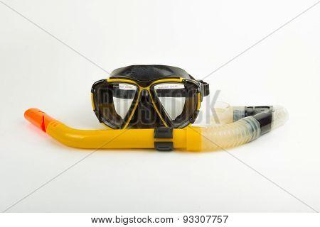 Underwater snorkeling equipment