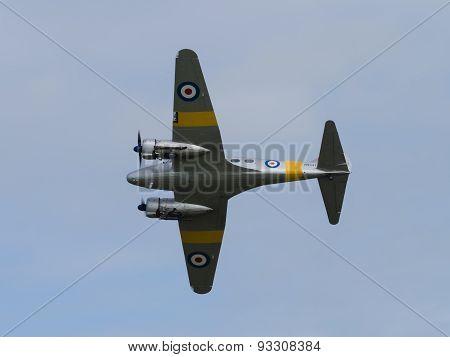 Avro Anson Aircraft