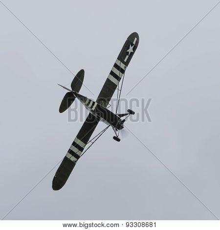 Piper L4 Cub Aircraft