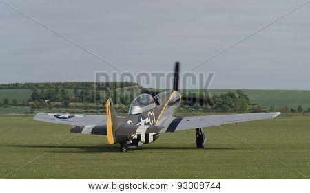 P51 Mustang Aircraft
