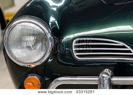 Vintage Car Headdlight