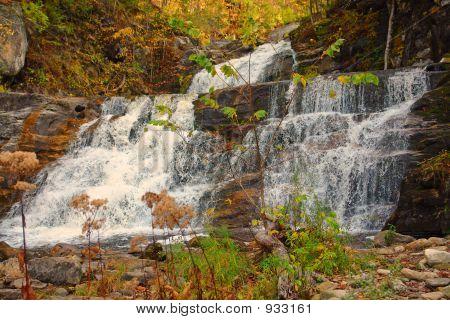 Waterfall New England