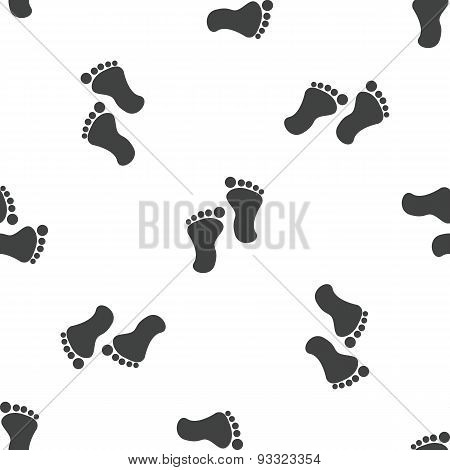 Footprint pattern