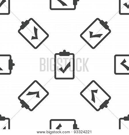 Clipboard YES pattern