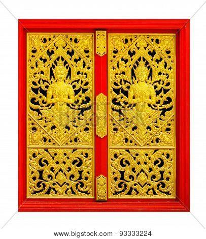 The Door Of Art.