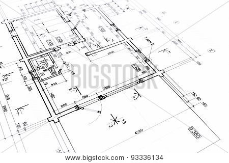 Blueprint Floor Plans