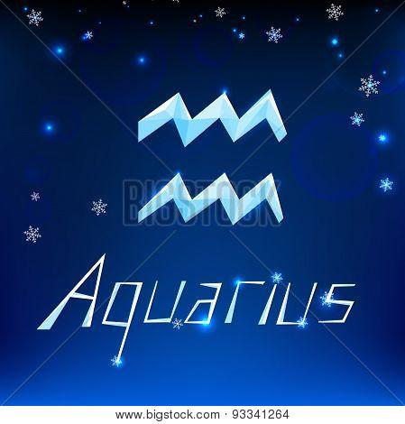 01 Aquarius Horoscope Sign