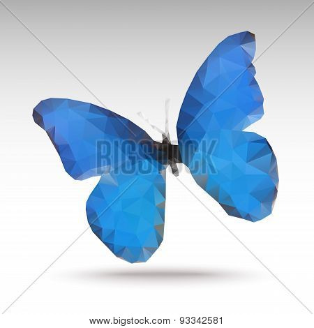 Polygonal Butterfly