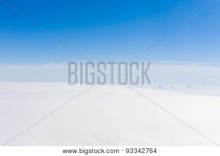 sky aerial view Sky backgrounds and textures