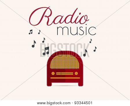 Radio music