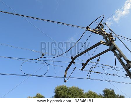 Electric Overhead Line