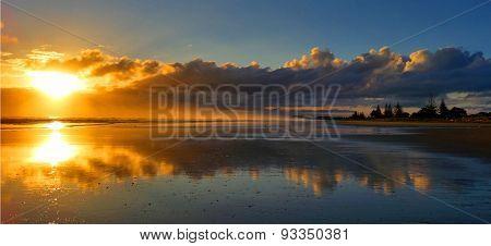 Sunrise at Waihi Beach