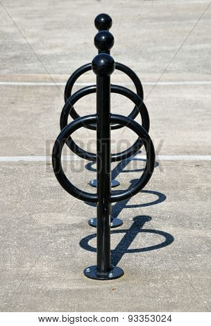 Bike stand holder