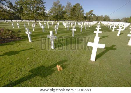 Normandywar History