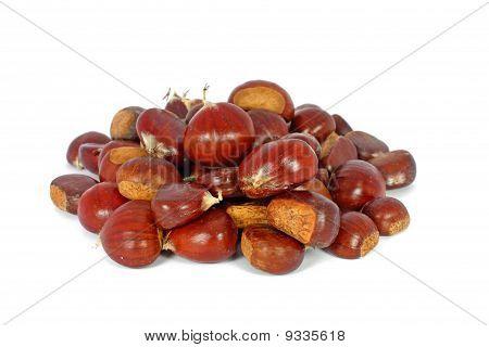 Raw Eatable Chestnut