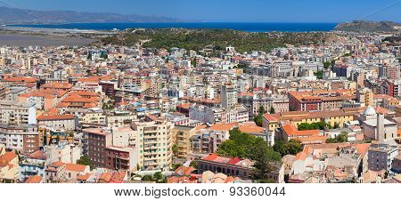 Italian municipality and the capital of the island of Sardinia. Cagliari