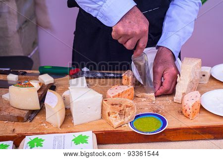 Parmiggiano, Italian Cheeses
