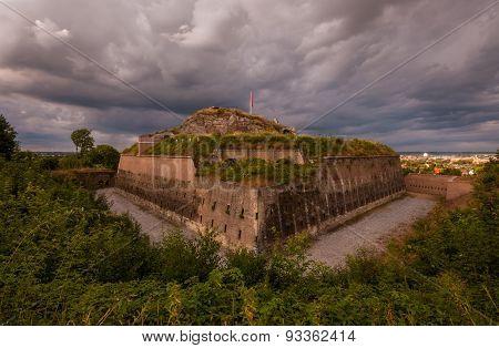 Maastricht, Fort Sint Pieter