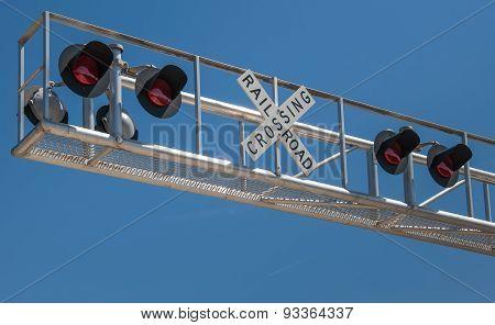 Overhead Rail Crossing
