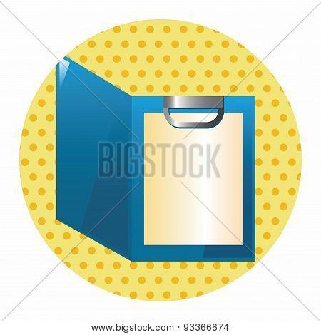 Stationery Folder Theme Elements