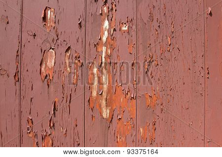 Chipping Peeling Paint