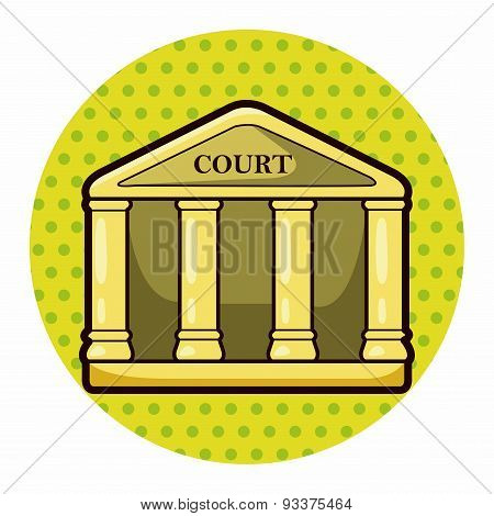 Court Theme Elements