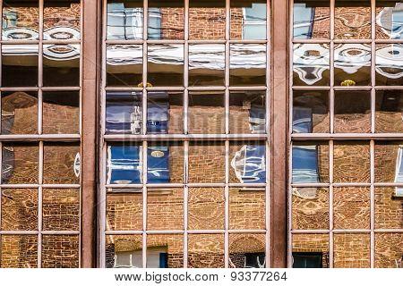 Windows reflection