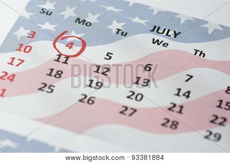 Fourth July - Independence Day